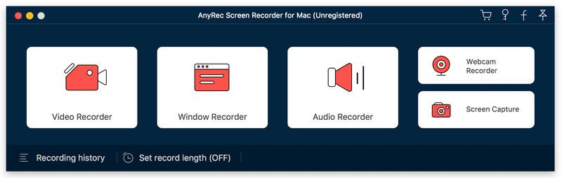 Record Video, capture Audio, take Screenshots